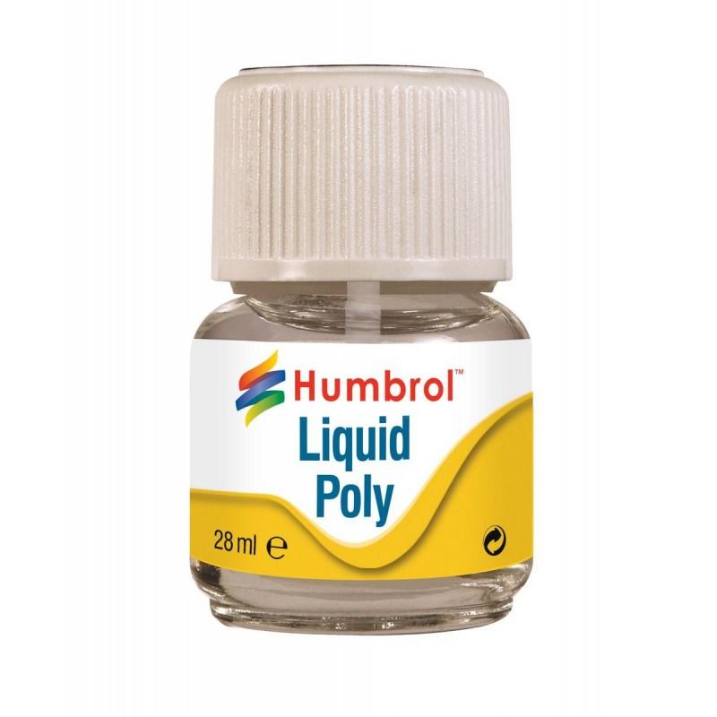 HUMBROL LIQUID POLY 28ml ΚΟΛΛΕΣ