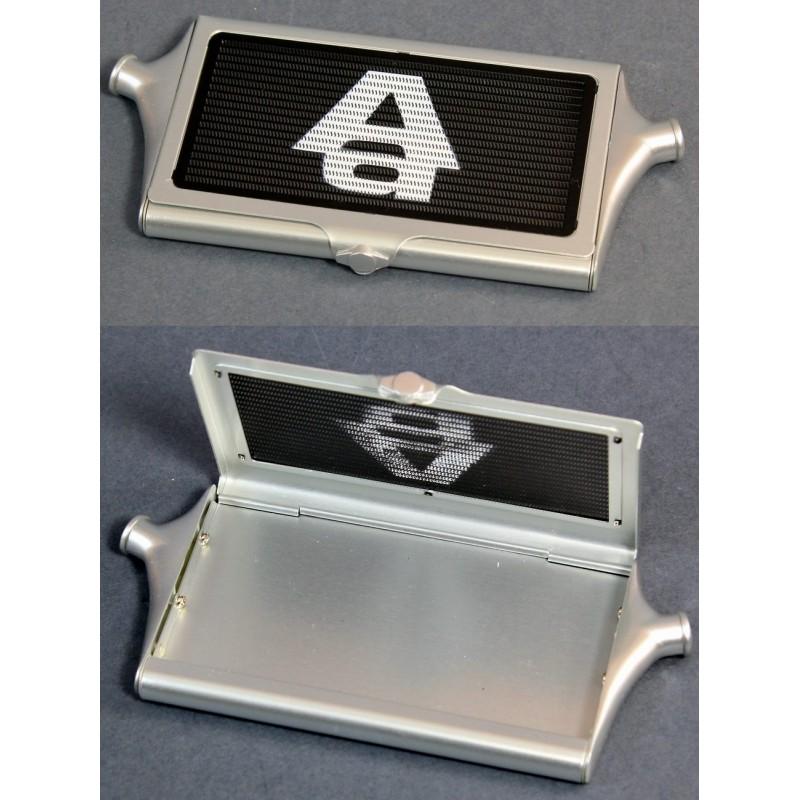 AUTO ART INTERCOOLER CARD HOLDER (BLACK) GADGETS