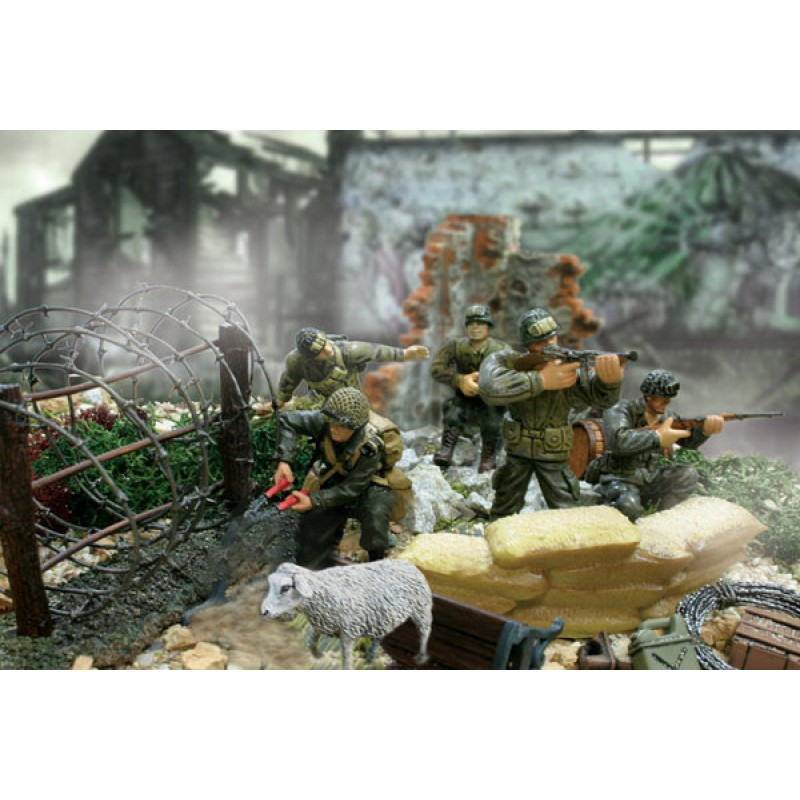 1/32 U.S. 82nd AIRBORNE DIVISION (NORMANDY 1944)