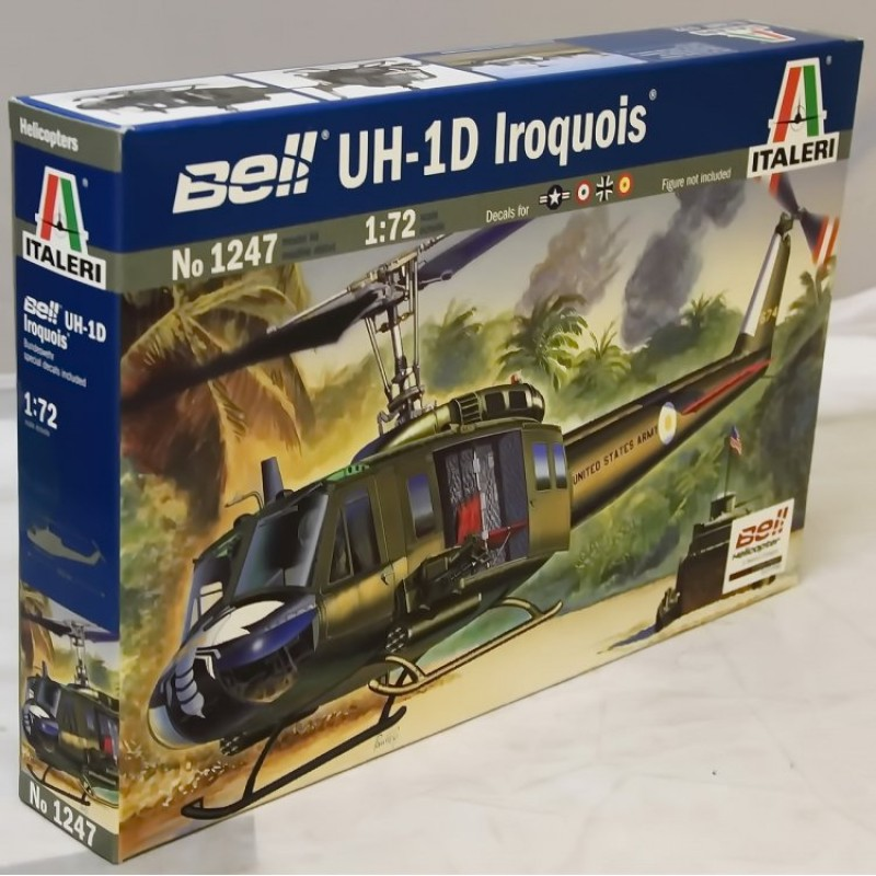 1/72 BELL UH-1D IROQUOIS ΕΛΙΚΟΠΤΕΡΑ 1/72