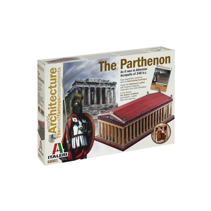THE PARTHENON (EASY ASSEMBLY) ΔΙΑΦΟΡΑ KITS