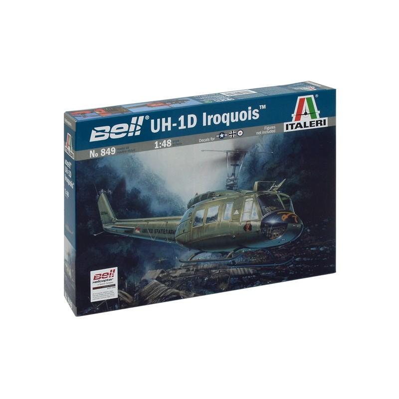 1/48 BELL UH-1D IROQUOIS ΕΛΙΚΟΠΤΕΡΑ