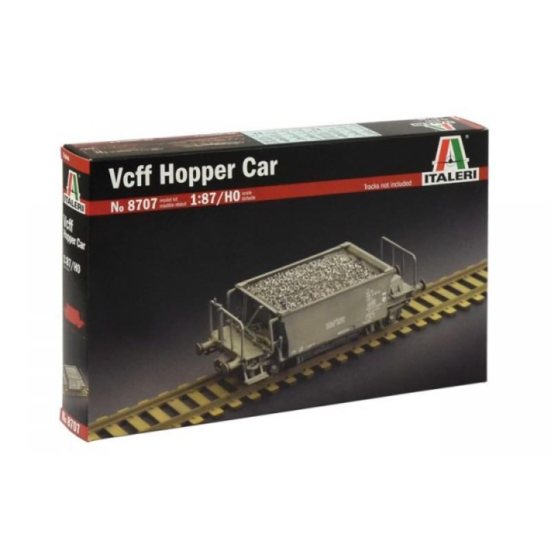 1/87 Vcff HOPPER CAR ΔΙΑΦΟΡΑ KITS