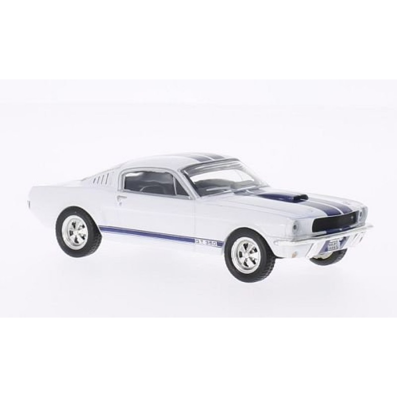 1/43 FORD MUSTANG SHELBY 350GT WHITE ΑΥΤΟΚΙΝΗΤΑ