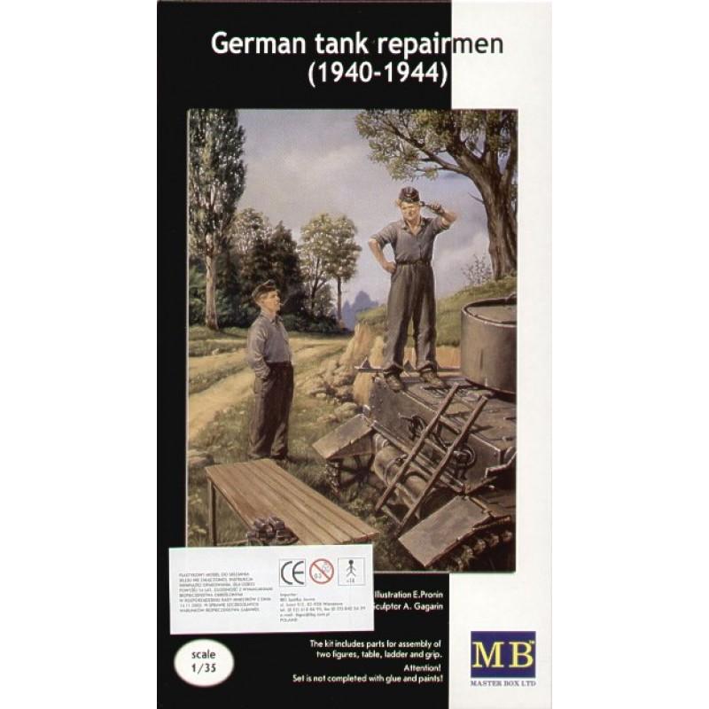 1/35 GERMAN TANK REPAIRMEN (1940-1944) ΦΙΓΟΥΡΕΣ  1/35