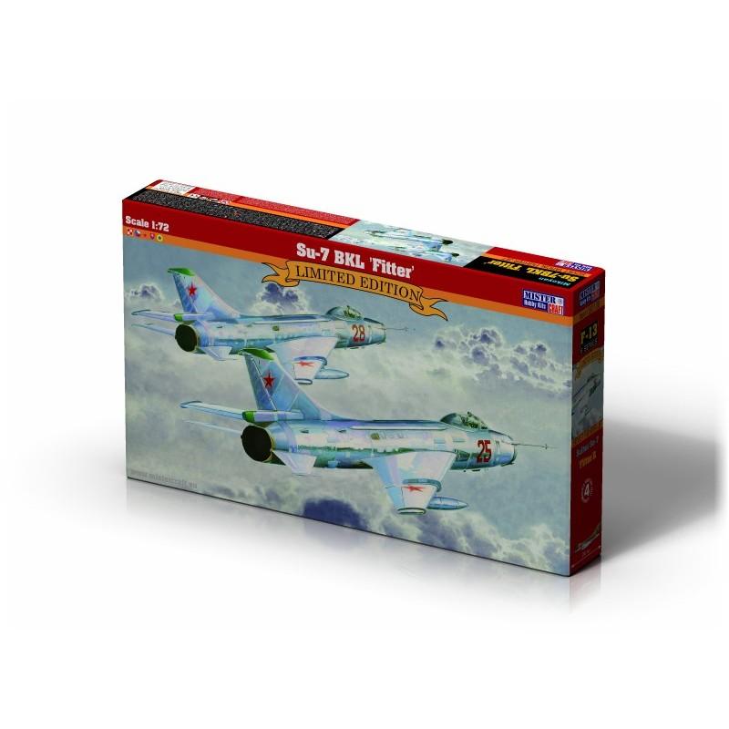 1/72 SUKHOI Su-7 BKL ''FITTER'' SOVIET TACTICAL FIGHTER JET ΑΕΡΟΠΛΑΝΑ