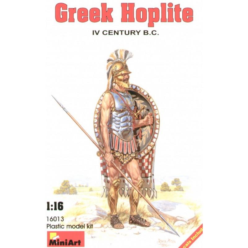 1/16 GREEK HOPLITE ΦΙΓΟΥΡΕΣ 1/16