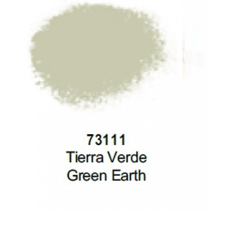 GREEN EARTH 30ml ΣΚΟΝΕΣ ΜΟΝΤΕΛΙΣΜΟΥ
