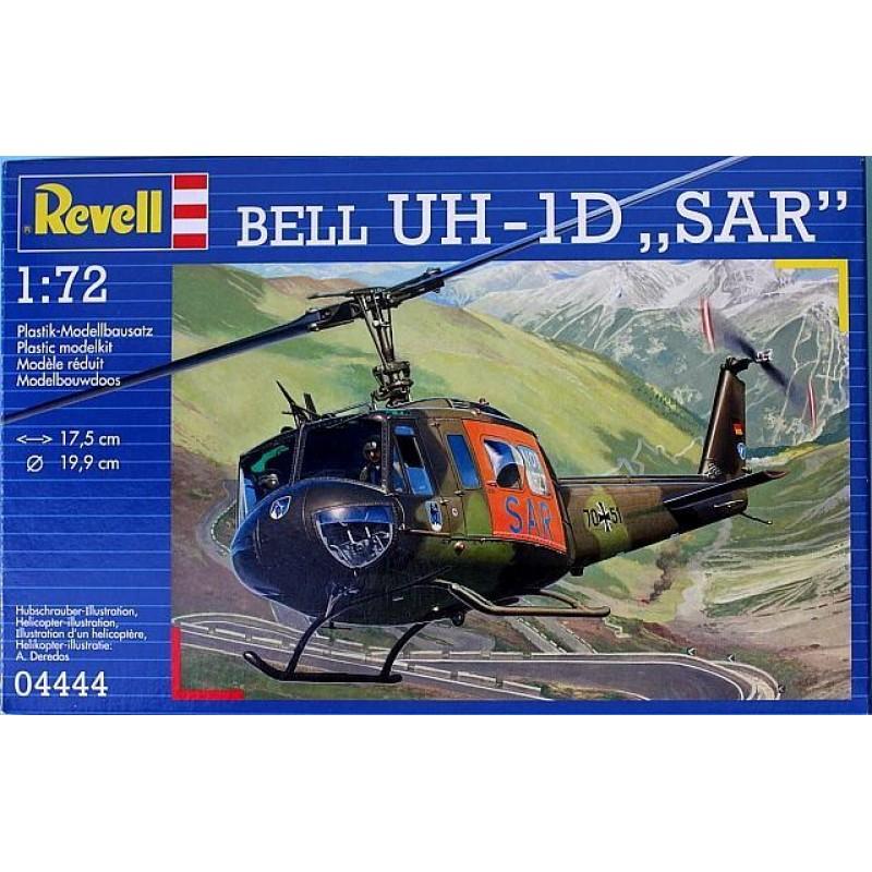 1/72 BELL UH-1D 'SAR' ΕΛΙΚΟΠΤΕΡΑ 1/72
