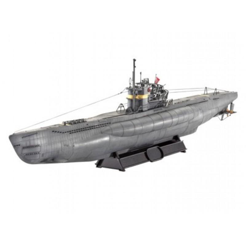 1/144 U-BOAT TYPE VIIC/41 ΥΠΟΒΡΥΧΙΑ