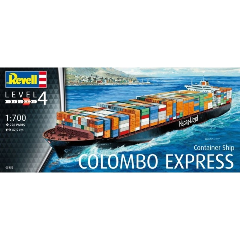 1/700 CONTAINER SHIP COLOMBO EXPRESS ΠΛΟΙΑ