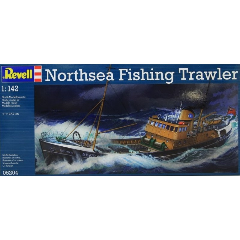 1/142 NORTHSEA FISHING TRAWLER ΠΛΟΙΑ
