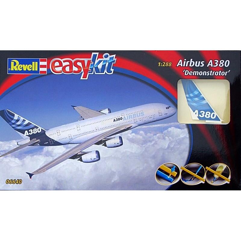1/288 AIRBUS A380 ''DEMONSTRATOR'' (EASY KIT) ΠΟΛΙΤΙΚΑ ΑΕΡΟΠΛΑΝΑ