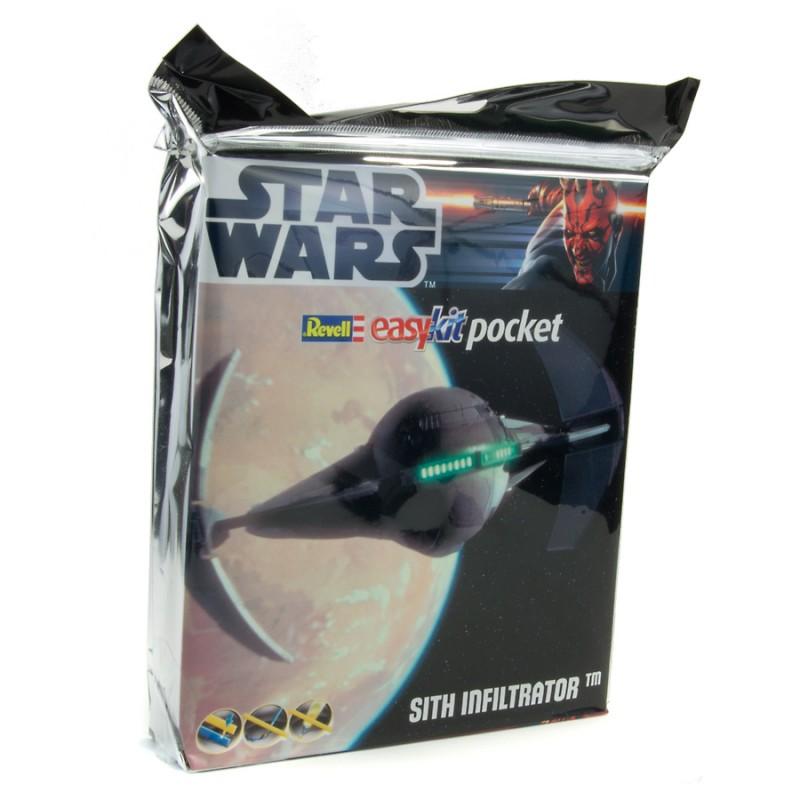 STAR WARS SITH INFILTRATOR EASY KIT STAR WARS- STAR TREK KITS