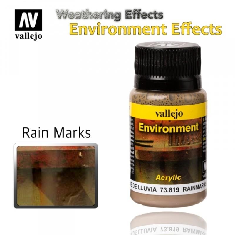 RAIN MARKS 40ml ΤΕΧΝΙΚΕΣ ΠΑΛΑΙΩΣΗΣ