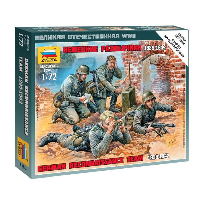 1/72 GERMAN RECONNAISSANCE 1939-1942 ΦΙΓΟΥΡΕΣ  1/72