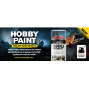 VALLEJO HOBBY PAINT SPRAYS