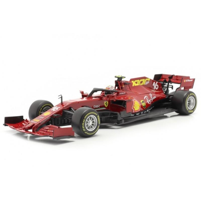 1/18 FERRARI SF1000 Nr.16 C.LECLERC TUSCAN GP 2020 (FERRARI 'S 1000th GP) ΑΥΤΟΚΙΝΗΤΑ
