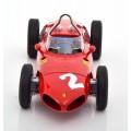 1/18 FERRARI F1 DINO 156 SHARKNOSE Nr.2 WINNER ITALIAN GP MONZA PHIL HILL 1961 WORLD CHAMPION (RESIN) ΑΥΤΟΚΙΝΗΤΑ