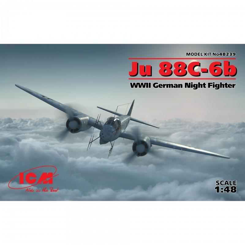 1/48 JUNKERS Ju 88C-6b WWII GERMAN NIGHT FIGHTER ΑΕΡΟΠΛΑΝΑ