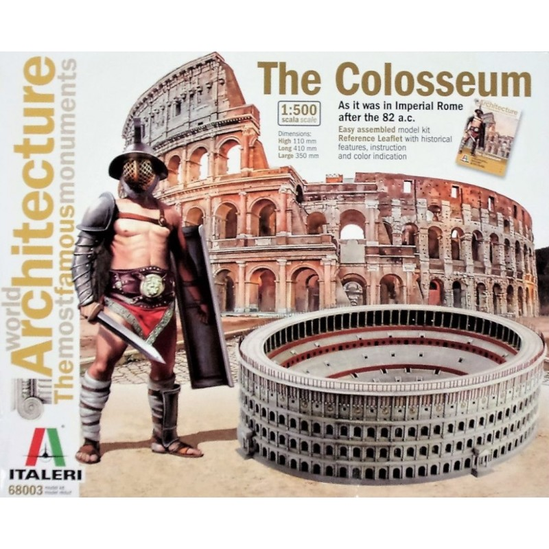 THE COLOSSEUM (EASY ASSEMBLY) ΔΙΑΦΟΡΑ KITS