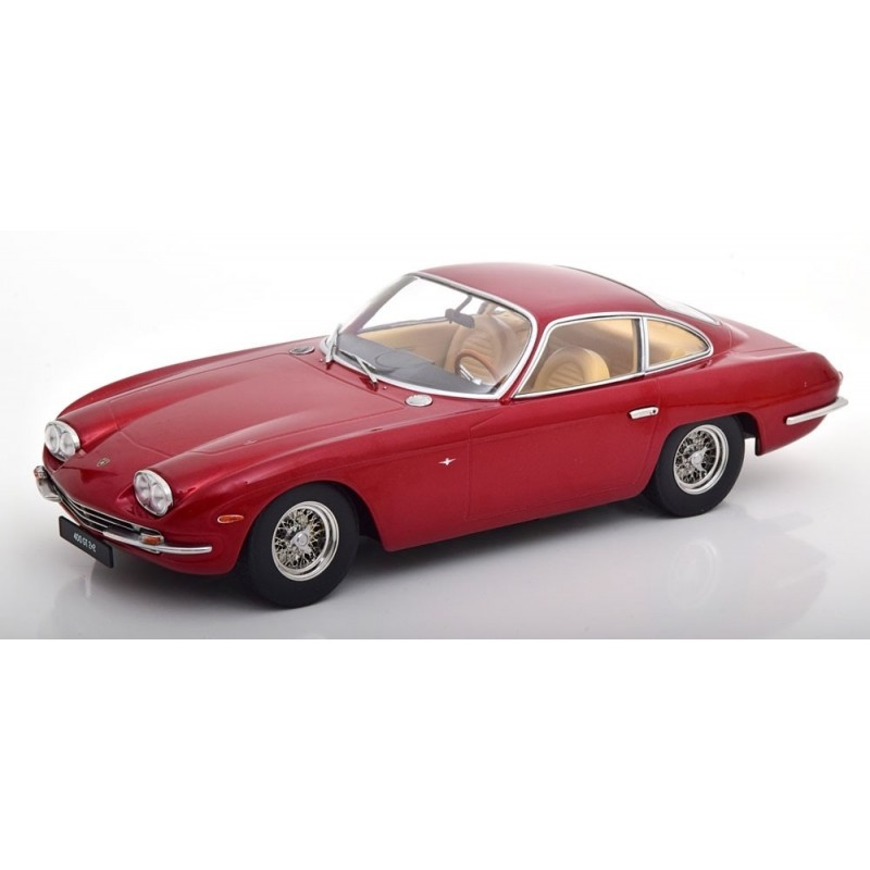 1/18 LAMBORGHINI 400 GT 2+2 1965 RED METALLIC (SEALED BODY) ΑΥΤΟΚΙΝΗΤΑ
