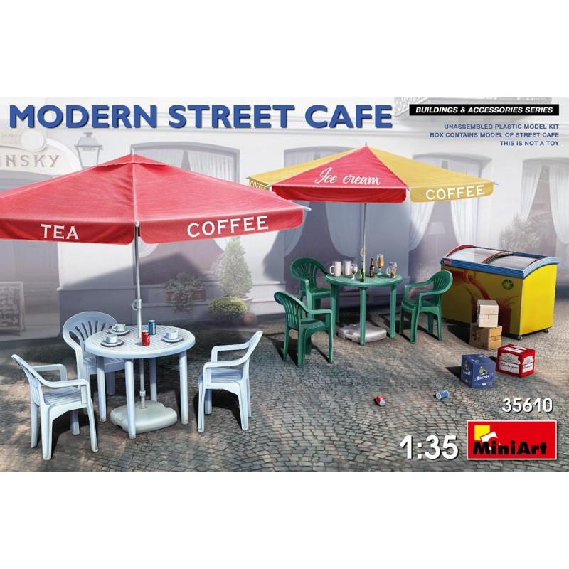 1/35 MODERN STREET CAFE ΑΞΕΣΟΥΑΡ ΔΙΟΡΑΜΑΤΩΝ