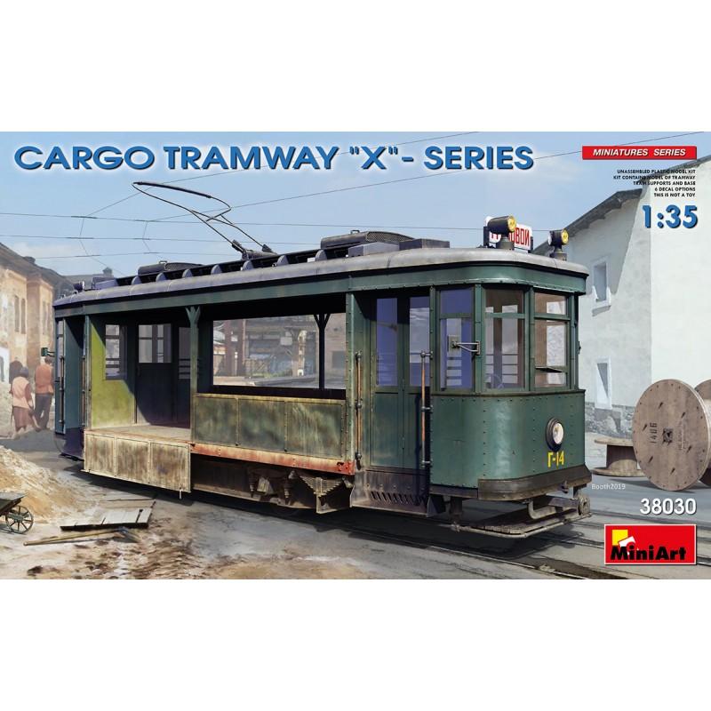 1/35 CARGO TRAMWAY ''X''-SERIES ΔΙΑΦΟΡΑ KITS