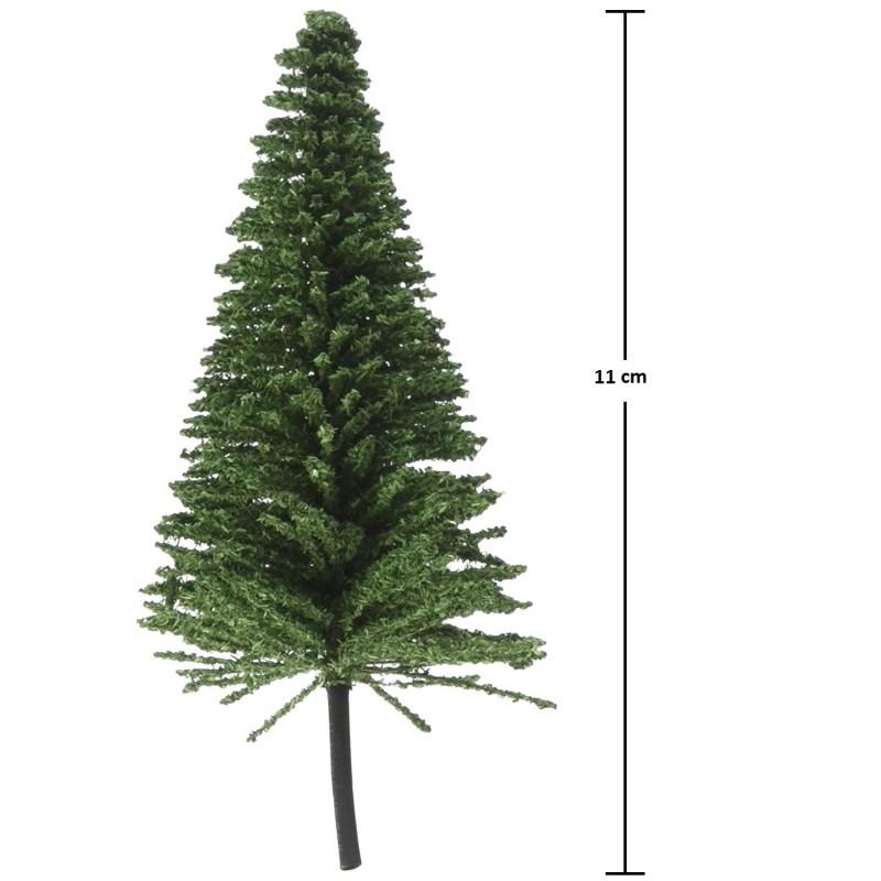 FIR TREE with Pin 11cm ΥΛΙΚΑ ΜΑΚΕΤΑΣ