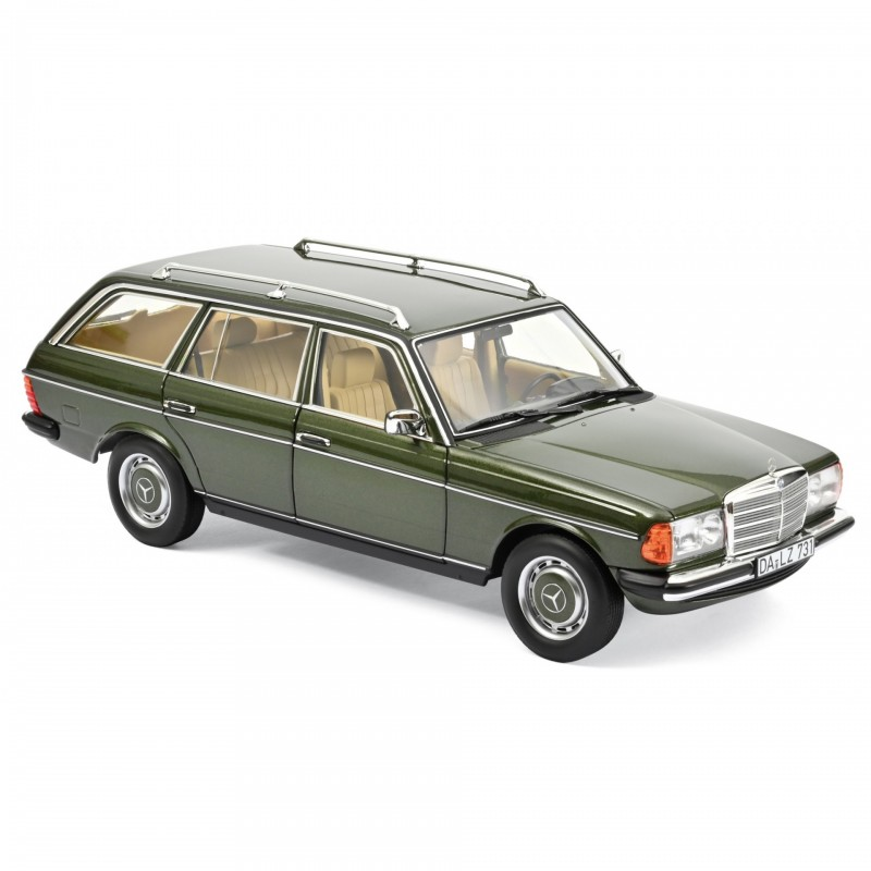 1/18 MERCEDES BENZ 230 T (W123) 1980 GREEN METALLIC ΑΥΤΟΚΙΝΗΤΑ