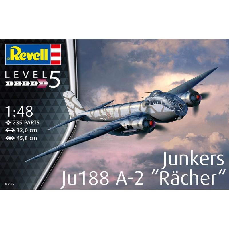 1/48 JUNKERS Ju188 A-2 ''Racher'' ΑΕΡΟΠΛΑΝΑ