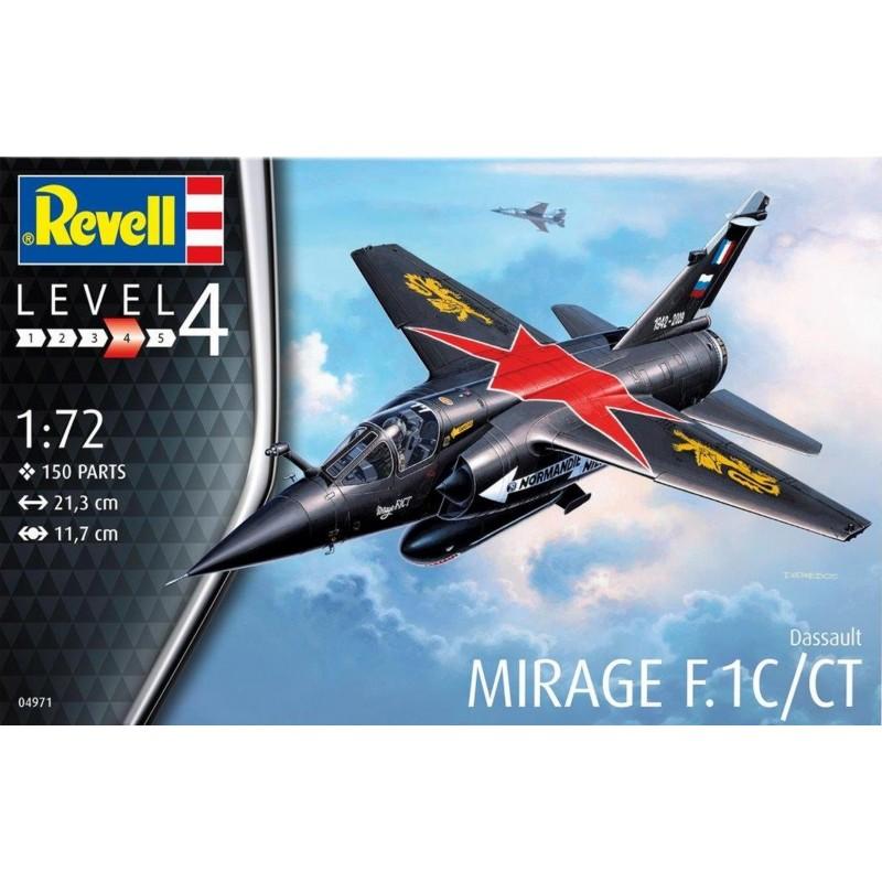 1/72 DASSAULT MIRAGE F.1C/CT (ex-Special Hobby) ΑΕΡΟΠΛΑΝΑ