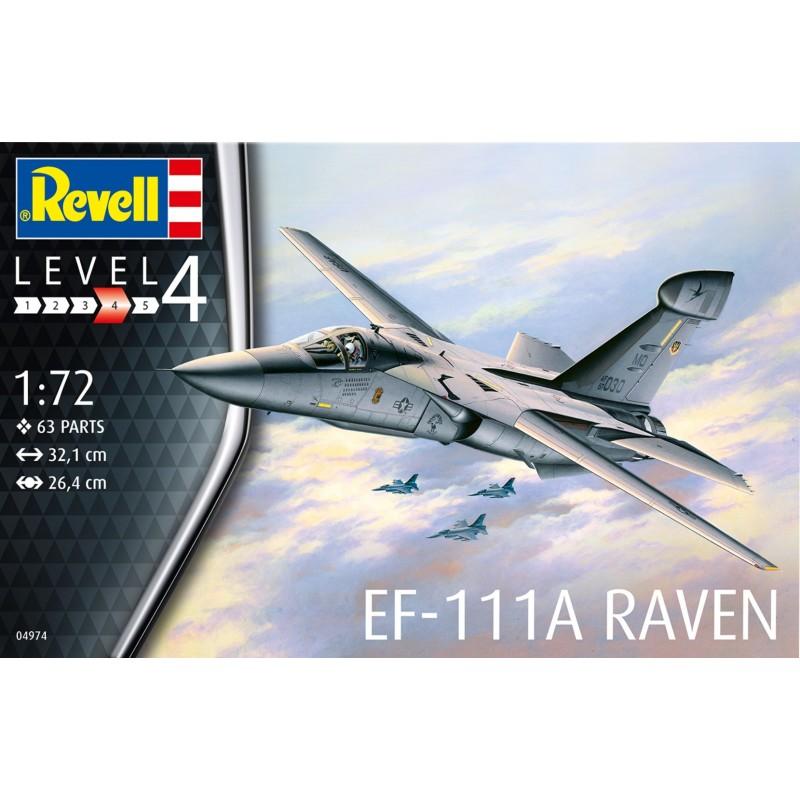 1/72 EF-111A RAVEN ΑΕΡΟΠΛΑΝΑ