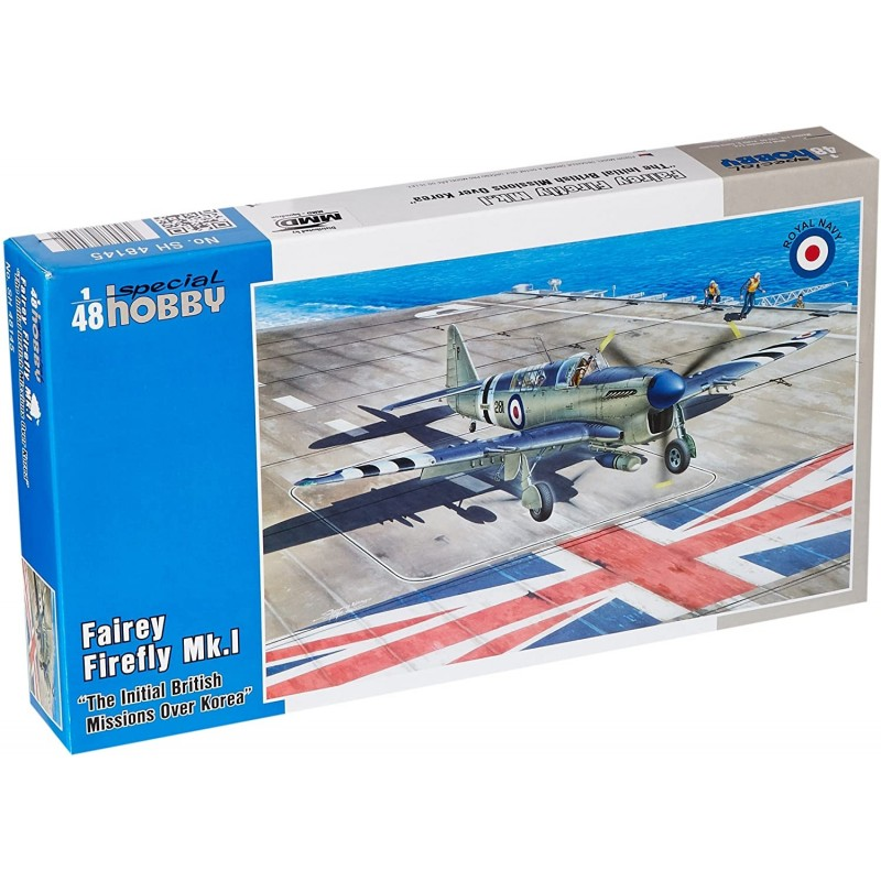 1/48 FAIREY FIREFLY Mk.I ''The Initial British Missions Over Korea'' ΑΕΡΟΠΛΑΝΑ