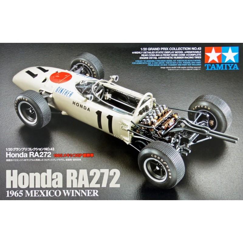 1/20 HONDA RA272 (1956 MEXICO WINNER) ΠΟΛΙΤΙΚΑ ΟΧΗΜΑΤΑ