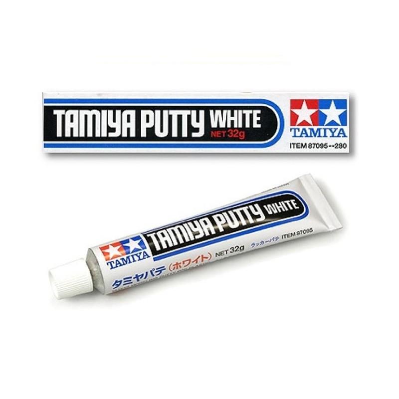 WHITE PUTTY TAMIYA (32gr) ΣΤΟΚΟΙ