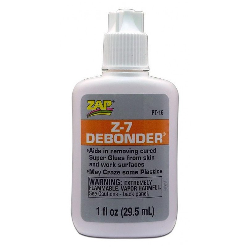 ZAP Z-7 DEBONDER 1oz (29,5ml) ΚΟΛΛΕΣ